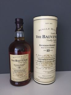Balvenie Founder's Reserve - Aged 10 years - 1 Litre