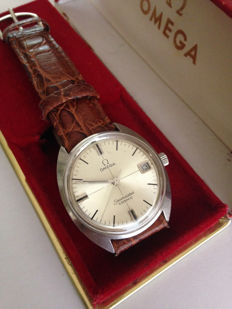 OMEGA Seamaster Cosmic men's watch (1960s-70s)