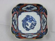 Square Imari bowl with Chenghua mark - Japan - 18th century