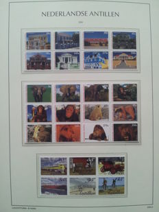 Curaçao and Netherlands Antilles 1936/2011 – Collection of stamps and FDCs