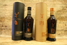 Glenfiddich Experimental series IPA & Project XX in original tubes – Limited Bottles