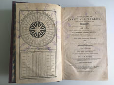 A complete set of nautical tables: containing all that are requisite, with the nautical almanac, in keeping a ship's reckoning at sea and in ascertaining the latitude and longitude by celestial observations; likewise astronomical problems - 1836