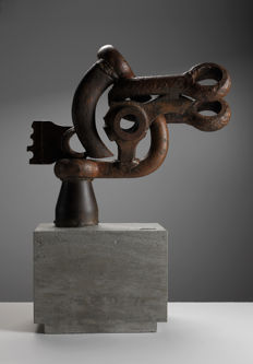 Andrew Clausen - Steel Assemblage No.1