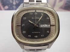 Bulova Automatic day/date 'TV' Rare Vintage Swiss men's wrist watch c.1960/70s'