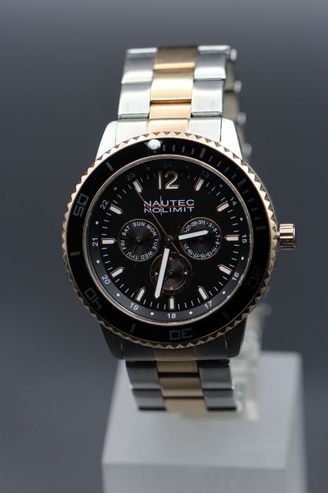 Nautec No Limit Glacier – men's wristwatch