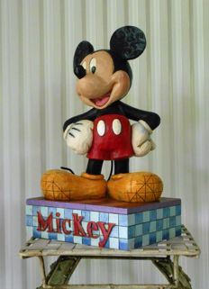 "Disney, Walt - Figure - WDSC - Disney Traditions - Mickey Mouse - ""Big Smile, Big Heart"" (2009)"