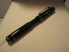 Rare and precious Montblanc 100th anniversary rollerball - limited edition - year 2006