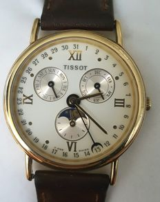 Tissot Triple Date Moon phase - Vintage Mens Watch