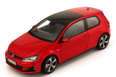 Norev - Scale 1/18 - VW Golf VII GTI 2013, Red