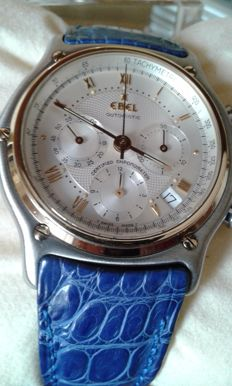 "Next to new condition - ""Le Modulor"" by ""EBEL"" - A chronograph in a class of its own - Men's wrist watch"