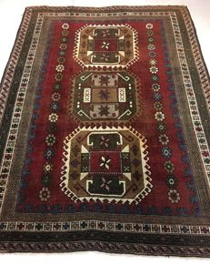 Turkish Kars carpet, 223 x 160 cm