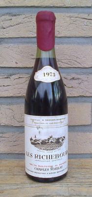 1973  Les Richebourg  Domaine Charles Noëllat – 1 bottle
