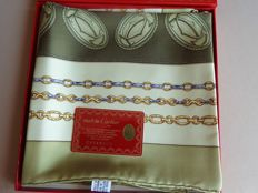 Cartier - Brand new scarf - 100% silk - Unworn - With original box and certificate of authenticity.