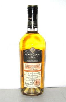 Glenrothes 15 Years Old- Speyside - 70cl. - 58,6% - Chieftain's