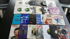 "Beatles solo and related  - 7"" collection from 25 Singles"