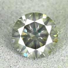 Diamant - 0.60 ct No Reserve Price