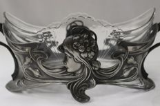 WMF - Art Nouveau Silverplate Centerpiece