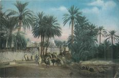 "North Africa - set of 100 postcards ""Scenes and Types"""