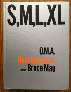 Rem Koolhaas / Bruce Mau (design) - S, M, L, XL, Small, Medium, Large, Extra Large - 1997