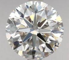 0.98ct Round Brilliant Diamond  E IF  IGI -ORIGINAL IMAGE #VE4