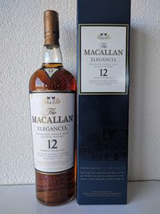 Macallan 12 years old Elegancia