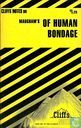 Cliffs Notes on Maugham's Of Human Bondage
