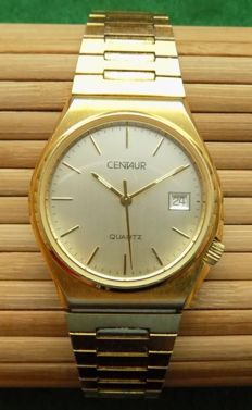 Century men's wristwatch, with date indicator. From the 1970's - 1990's.