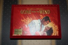"""""""Gone with the wind"""" Limited edition DVD set. 70th anniversary"""