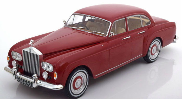 Modelcar Group - Scale 1/18 -  Rolls Royce Silver Cloud III Flying Spur H