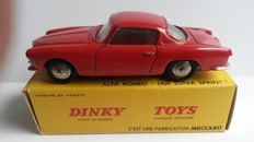 Dinky Toys - France - Scale 1/43 - Alfa Roméo 1900 - No.24A