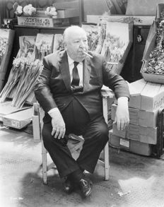 Unknown/Universal Studios - Alfred Hitchcock - 70s