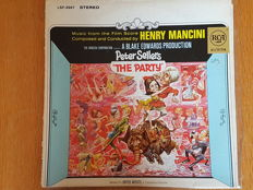 Special and exclusive soundtrack LP from 1968 by Henry Mancini \ Musical Version Of The War Of The Worlds from 1978 by Jeff Wayne