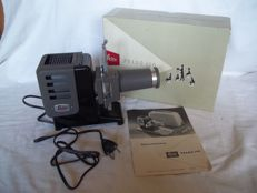 Leitz Prado 150 including original box and German user manual-In very good working condition.