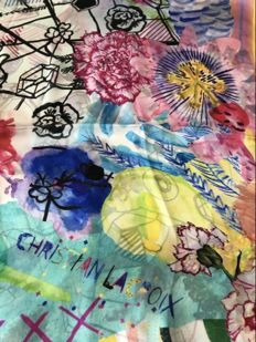 Christian Lacroix – large scarf