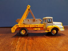 Dinky Supertoys-France - Échelle 1/48 - Camion UNIC Multibenne Marrel No.38a