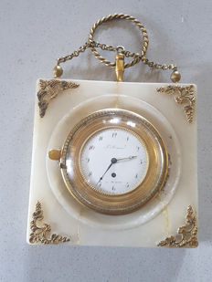 F. Armand A Acon  – pocket / table spindle watch  for Asia – France 1830