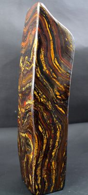 Large and colourful Tiger's Eye - 205 x 60 x 43mm - 1317gm
