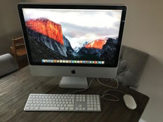 Apple iMac - 24 inch - 2,8GHz 2GB Ram - 120GB SSD - Intel Core 2 Duo