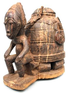 Beautiful Mouse Oracle – BAULE - Ivory Coast