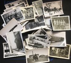 WW II Collection of 30 original 3rd Reich photos German Wehrmacht World War II No.: 3