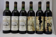 1986 Chateau Laroque, Saint-Emilion, Grand Cru Classe, France – 6 bottles (75cl)