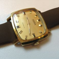 MORA  Incabloc swiss made - Gents Dresswatch - 60/70's