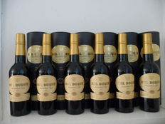 "30 years old Sherry: Del Duque ""Old Amontillado"", Gonzalez Byass - 6 bottles of 0.375L"