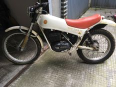 Montesa - 348 Trial - ca.1977