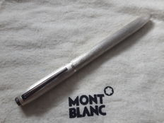 MONTBLANC 103 four-color ballpoint pen in silver