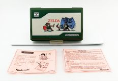 Nintendo Game & Watch Zelda Multi Screen