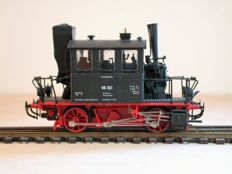 "Roco H0 - 43030 - Steam locomotive BR98 ""Glass Hothouse"" of the DR"