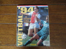 Panini - Voetbal 94 - Dutch League - Complete album.