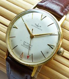 ANKER AUTOMATIC Nivaflex 25Jewels -- men's wristwatch – from the 60s