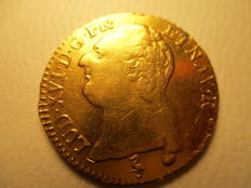 France- Louis XVI (1774-1793) - Louis d'or 1787- Paris, gold